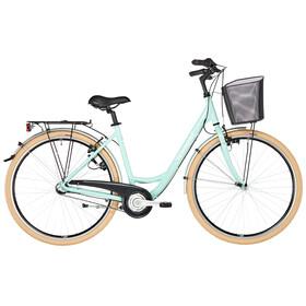 Vermont Rosedale 3s - Vélo de ville - vert/bleu
